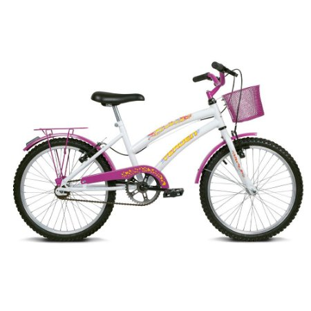 Bicicleta Juvenil Aro 20 Breeze Rosa Verden Bikes