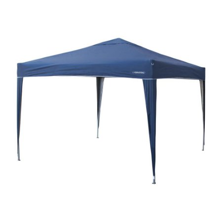 Gazebo articulado Trixx NTK 3m x 3m Treliça Aluminio Azul