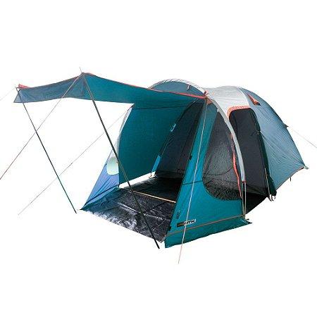 Barraca de Camping Indy GT 5/6 NTK Até 6 Pessoas Avancê Azul