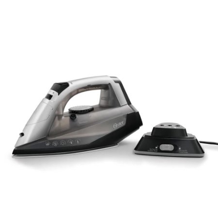 Ferro De Passar Sem Fio Vapor Ceramic Oster® GCSTCC3000 220v