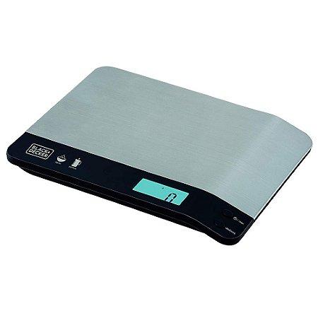 Balança de Precisão Cozinha Inox BC500 5kg Black+Decker