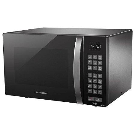 Micro-ondas 32 Litros 900W NN-ST67HSRUK Inox Panasonic 127v