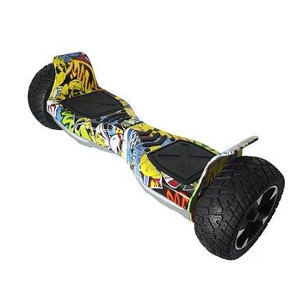 Skate Elétrico Wayboard 8,5 Polegadas 36V Importway BW056