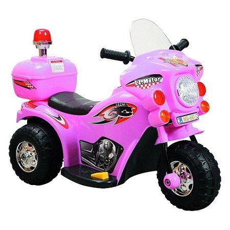 Mini Moto Elétrica Infantil Recarregável BW002R Importway