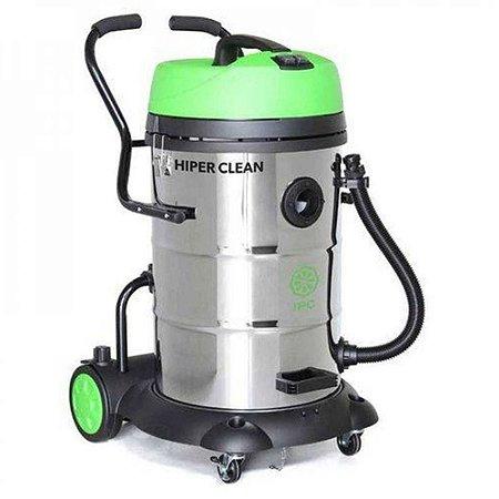 Aspirador Pó e Líquido 75 Litros Hiper Clean IPC Soteco 220