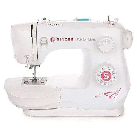 Máquina de Costura Singer Doméstica Fashion Mate 3333 220v