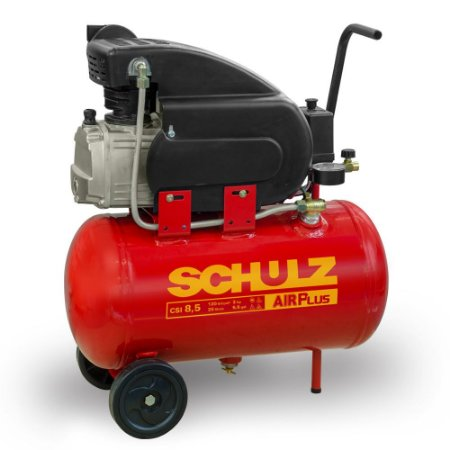 Compressor de Ar Air Plus Schulz CSI 25L 8,5pcm 127v