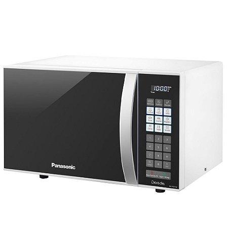 Forno Micro-ondas Panasonic 21 litros Branco ST254W 220v