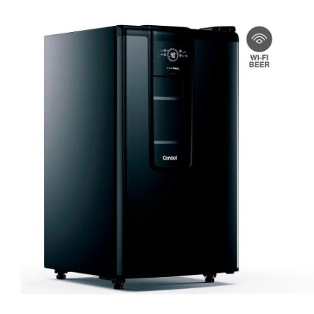 Cervejeira Consul Smartbeer Carbono 82L Frost Free 127v