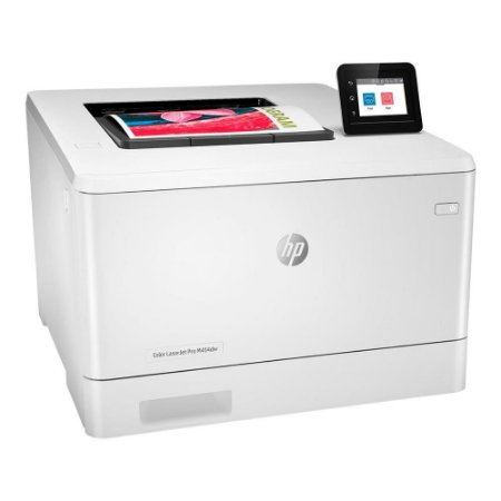 Impressora HP Colorida LaserJet Pro Wi-Fi M454DW 127v