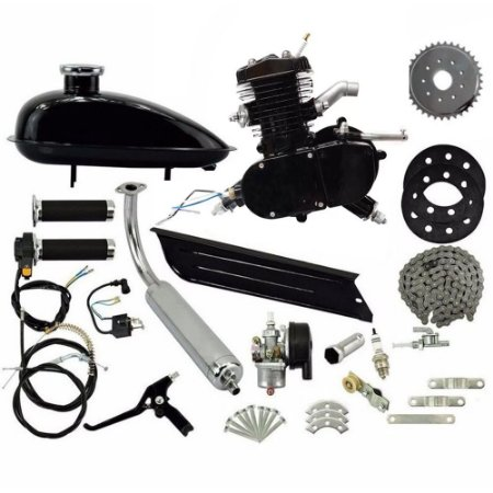 Kit Motor 2 Tempos 80CC Gasolina Bicicleta IWMB801 Importway