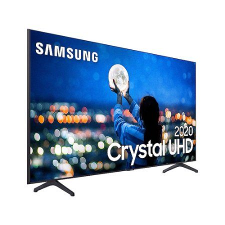 Samsung Smart TV 43'' Crystal UHD 43TU7000 4K 2020 UHD Wi-fi