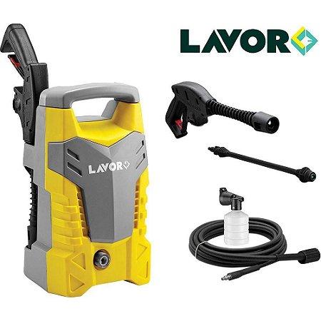 Lavadora Alta Pressão Residencial Lavor 1600 W Fast 120 220v