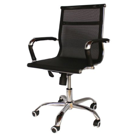 Cadeira Escritório Secretária Telada IWCST-002 Importway