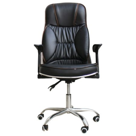 Cadeira Escritório Presidente Preto IWCPC-001 Importway