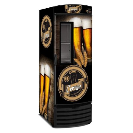 Cervejeira Vertical Com Visor 572 Lts VN50FL Metalfrio 220v
