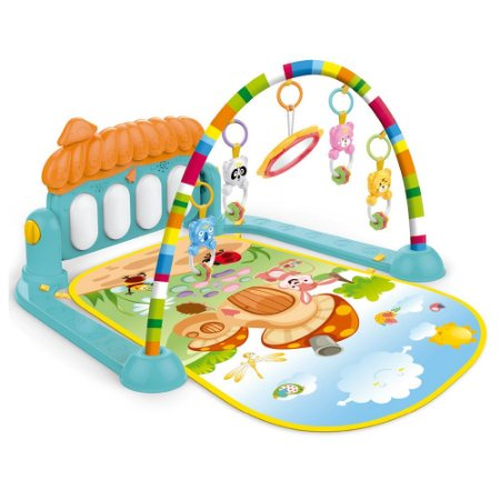 Tapete Infantil Divertido Musical Com Piano BWTIP Importway