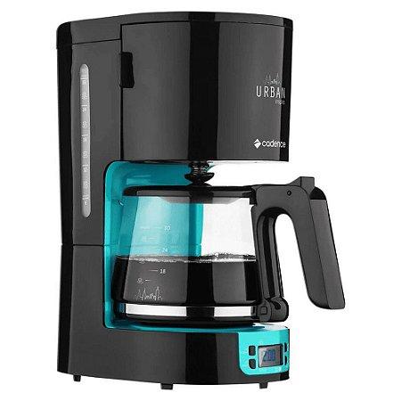 Cafeteira Urban Inspire Programável Azul CAF700 Cadence 220v
