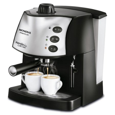 Cafeteira Expresso Coffee Cream Premium C-08 Mondial 127v