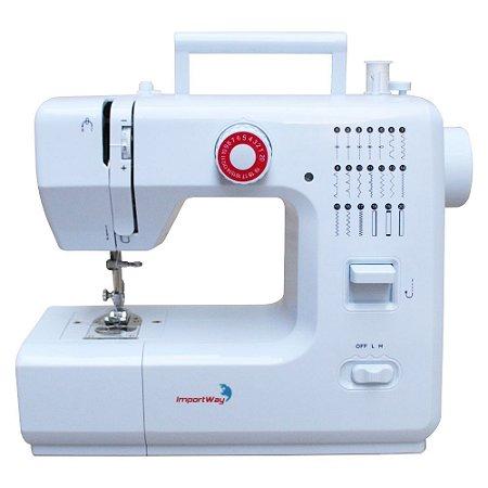 Maquina de Costura Portatil 20 Pontos IWMC508 Importway