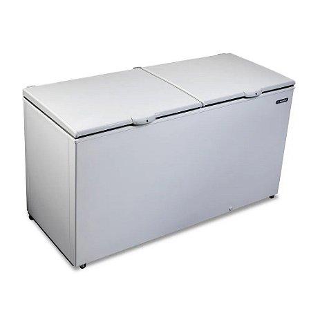Freezer Horizontal Dupla Ação DA420 419 Lts Metalfrio 127v