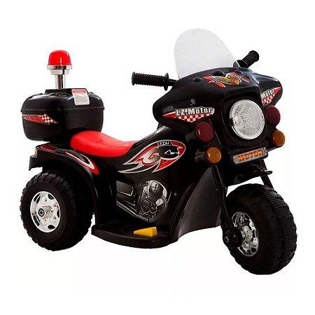 Mini Moto Elétrica Infantil Recarregável BW002P Importway