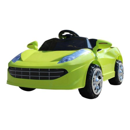 Mini Carro Elétrico Infantil 6V Verde BW-005VD Importway