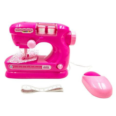 Máquina de Costura Infantil Mini Atelie BW035RSD Importway