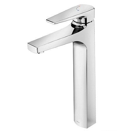Misturador Monocomando Banheiro Bica Alta Lift Chrome Docol