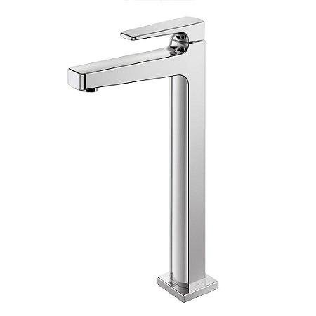 Torneira Para Banheiro Bica Alta Lift Chrome Docol