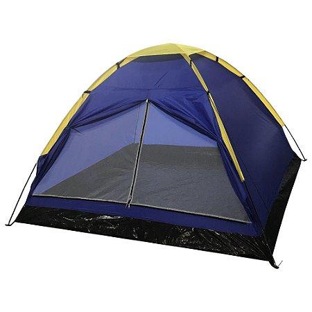 Barraca de Camping Iglu 2 Pessoas IWBC-2P Azul Importway