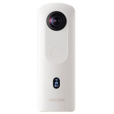 Câmera 360 Ricoh THETA SC2 4K 360 Spherical Branco