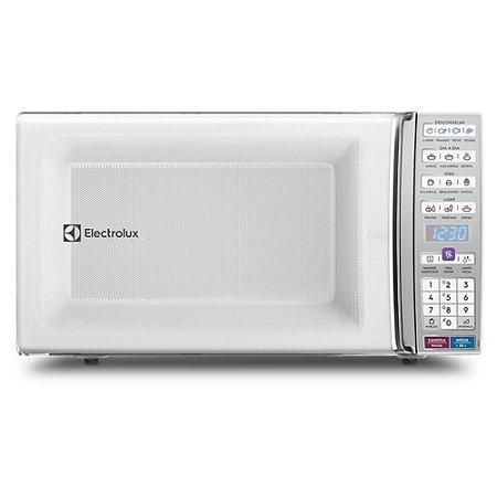 Micro-Ondas Electrolux 34 Litros MEO44 Tira Odor Branco 220v