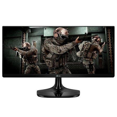 Monitor Gamer UltraWide™ LG 25'' IPS Full HD 1ms 25UM58G-P