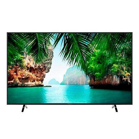 "Smart TV LED 50"" UHD 4K Panasonic HDMI USB Wi-Fi TC-50GX500B"