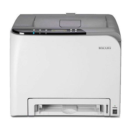 Impressora Colorida a Laser Ricoh Aficio SP C242DN 110v