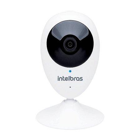 Câmera de Segurança Com WiFi HD Branca Intelbras IC3