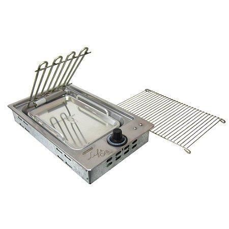 Churrasqueira Elétrica Cooktop Life Grill Cotherm 220v