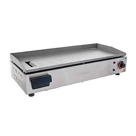 Chapa Elétrica Profissional 70x30cm 2000W Cotherm 110v