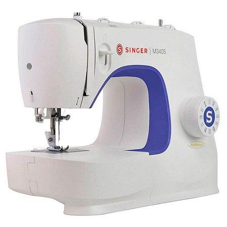 Máquina de Costura Doméstica Singer 23 Pontos M3405 220V