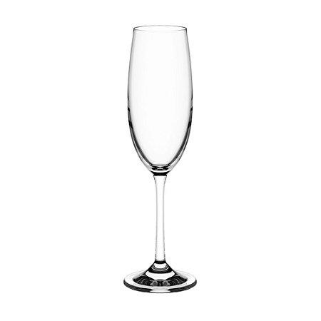 Taça Para Espumante Sense 220ml Haus Concept Cristal