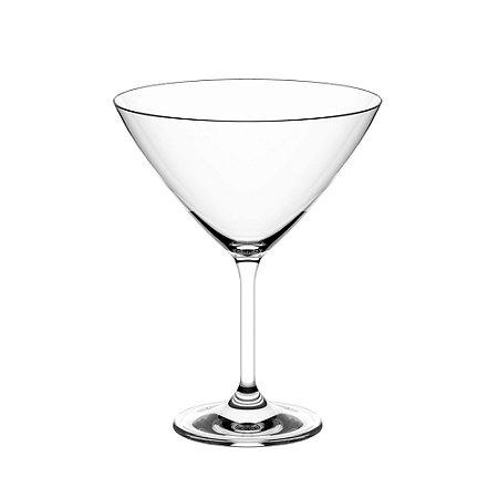 Taça Para Martini Sense 210ml Haus Concept Cristal