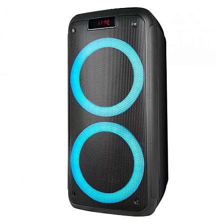 Caixa de Som Pulsebox LED Bluetooth 1000W SP359 Multilaser