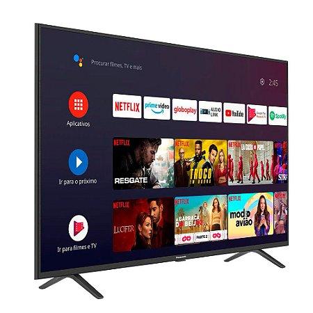 """Smart TV Ultra HD LED Android 50"""" 4K Panasonic TC-50HX550B"""