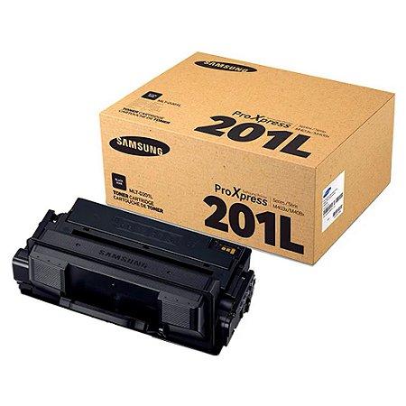 Toner Samsung Original Preto MLT-D201L D201 M4080FX M4080
