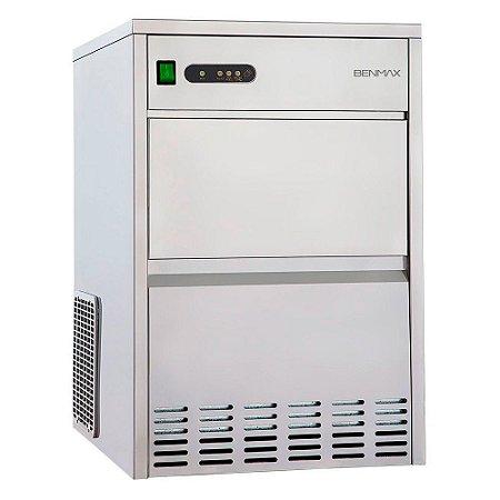 Máquina de Gelo Benmax 150W Super Ice 26/07 Kg  220v