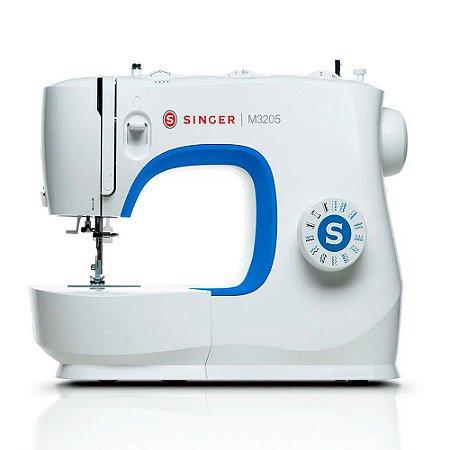 Máquina de Costura Doméstica Singer 23 Pontos M3205 110V