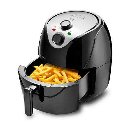 Air Fryer Fritadeira Sem Óleo 1800W CE126 6,5L Multilaser 220v