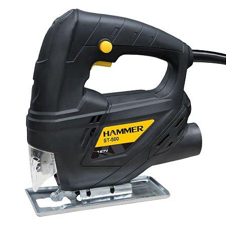 Serra Tico Tico 55mm 500W Hammer GYST500 220v