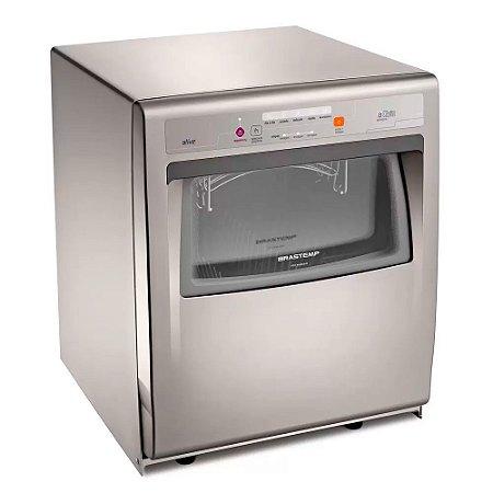 Lava-Louças Brastemp Prata 8 Serviços Compacta BLF08AS 110v